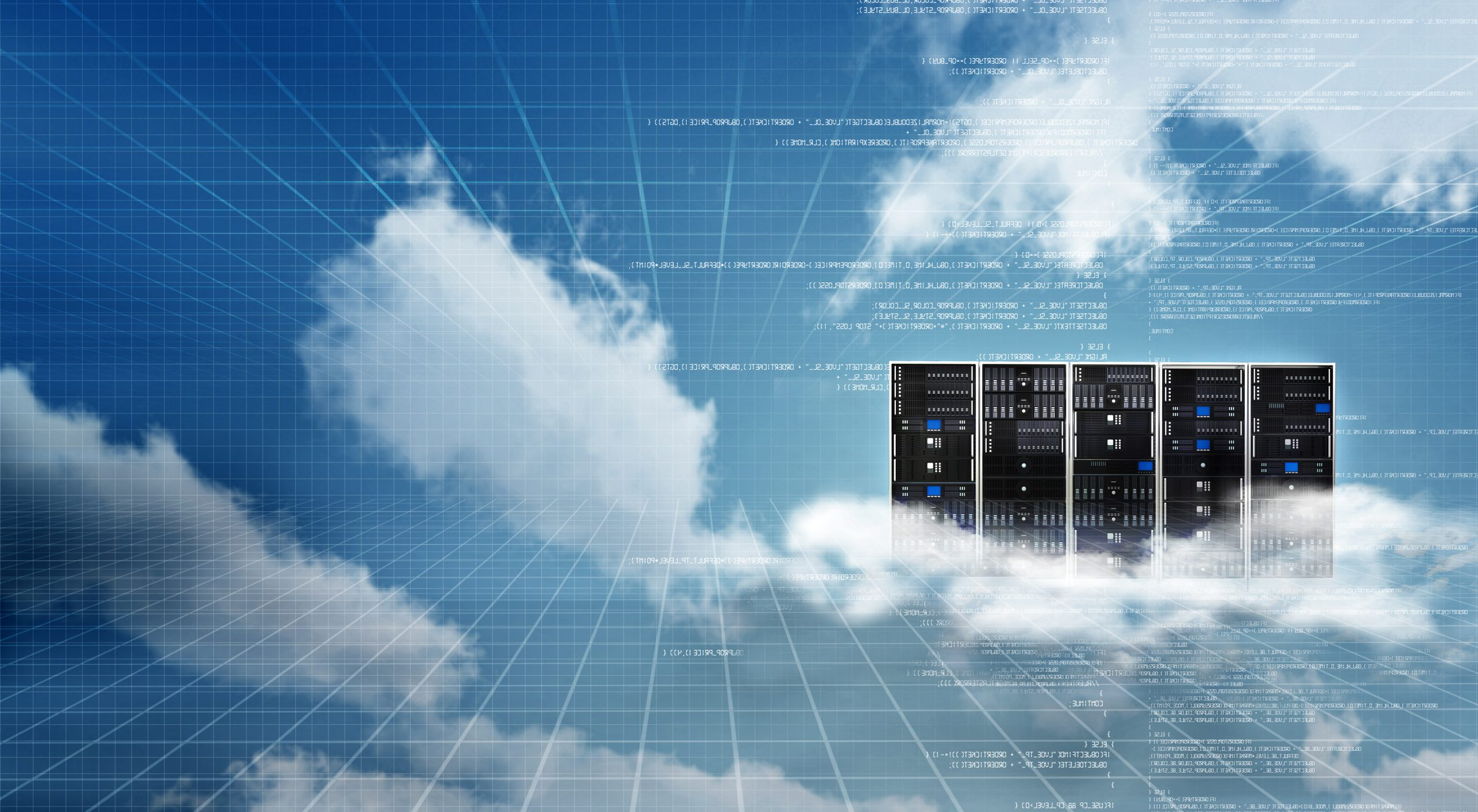 Information,Technology,Concept.,Conceptual,Image,Of,Internet,Cloud,Server,Cabinet